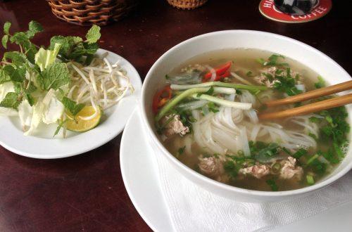 pho, vietnamese food, restaurant